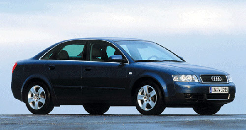 """Audi A4 """"Advance"""" Edition : uniquement avec le 1.9 TDI 116 ch"""