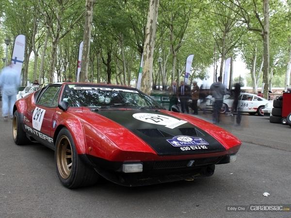 Tour Auto 2013 : le parcours est bouclé : Paris – La Rochelle