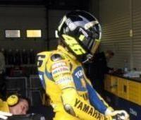 Moto GP Test Jerez D.1: Rossi, entre les gouttes