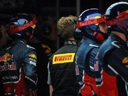 Red Bull se plaint auprès de Pirelli