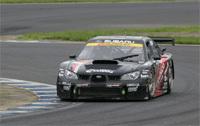 Stéphane Sarrazin en Super GT... sur Subaru