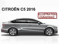 La nouvelle Citroën C5 arrive en 2016 !