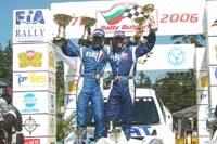 Rallyes: Basso roi d'Europe