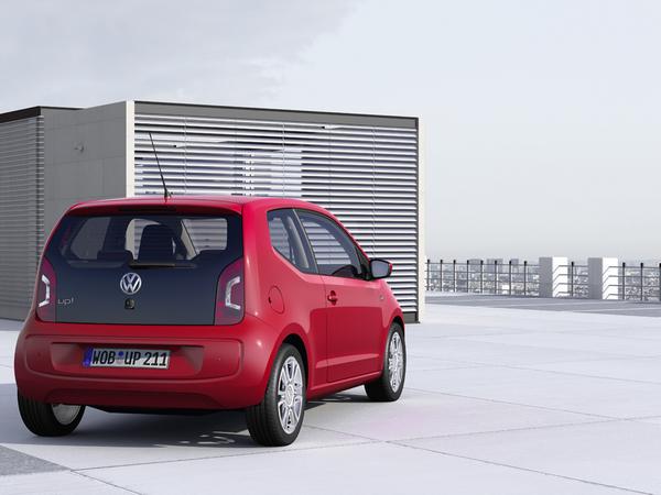 """Le premier modèle """"low cost"""" du groupe Volkswagen sur des rails!"""