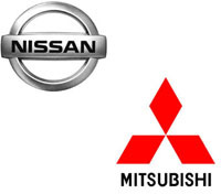 Mitsubishi et Nissan: reconduction du partenariat mini-voitures