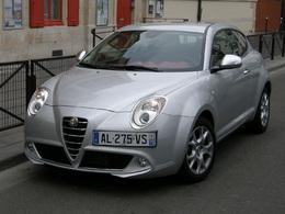 Mondial de Paris 2010 : l'Alfa Romeo MiTo 1.3 JTDM 95 ch