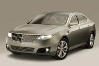 La Lincoln MKS confirmée pour 2008