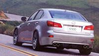 Lexus IS 500: est ce bien elle ?