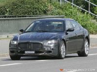 Maserati Quattroporte restylée: quelle évolution moteur?