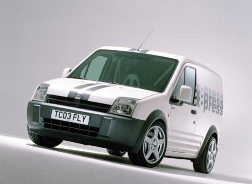 Ford Transit X-Press : un utilitaire de plus de 215 ch !