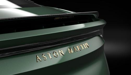 Aston Martin fait une croix temporaire sur l'électrique