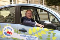 André Santini ou le choix de la mobilité durable : vive le gaz naturel !
