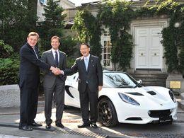 Lotus et Toyota: une histoire qui va se poursuivre et sans doute se développer...