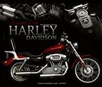 Idée cadeau : Livre d'or Harley-Davidson en 455 pages