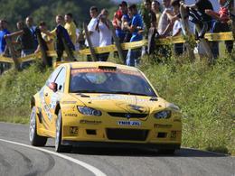 Gilles Panizzi de retour en compétition: au Sanremo sur une Proton
