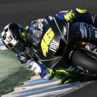 Moto GP - Test Jerez: Rossi termine au top