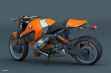 Actualité - Concept: Une BMW aux couleurs de KTM et avec un turbo !