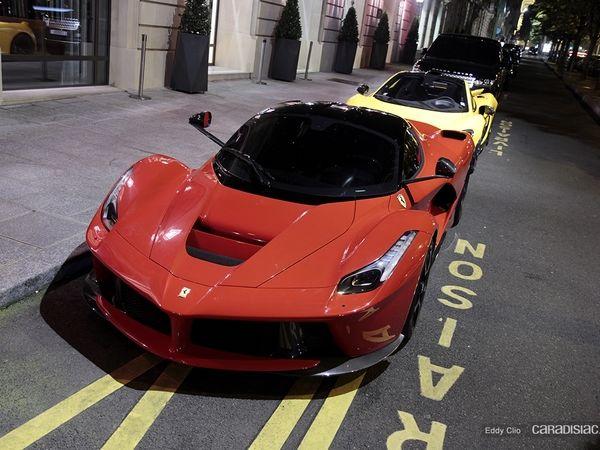 Photos du jour : Ferrari LaFerrari