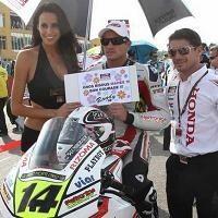 Moto GP - Valence: Randy De Puniet rend les clés avec un top 10