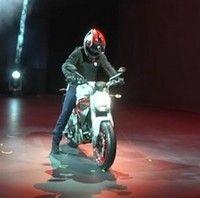En direct de l'Eicma 2016 : Ducati Monster 797
