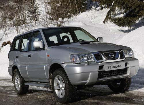 Nouvelle gamme pour Nissan Terrano