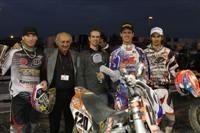 Supercross de Milan : victoire de Cédric Soubeyras devant Aranda