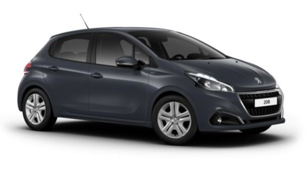 Peugeot 208 : nouvelle version Signature