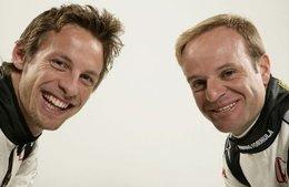 "Rubens Barrichello : ""La chance de Button m'emme**e !"""