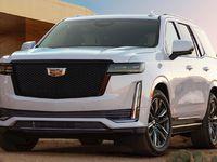Cadillac dévoile le nouvel Escalade