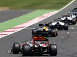 F1 2013 : tous les changements de réglementation