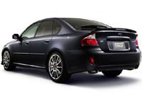 Une nouvelle Subaru Legacy STi ?