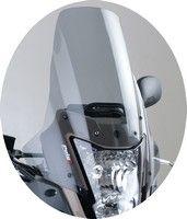 Une bulle touring pour la Yamaha XT 660Z Tenere'08 signée Puig