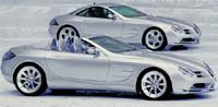 SLR cabriolet: cela se précise