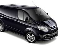 le ford transit custom lu utilitaire de l 39 ann e 2013 par. Black Bedroom Furniture Sets. Home Design Ideas