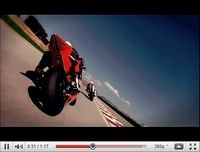 La KTM 1190 RC8 R 2011 fait sa belle en vidéo