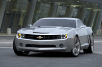 Chevrolet Camaro: 2009 aux States et peut être en Europe