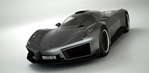 Design : Marussia Muska par Igor Krasnov