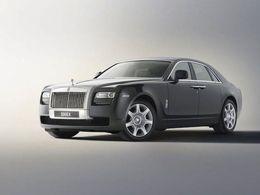 Rappel chez Rolls Royce mais pour un seul véhicule