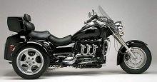 Actualité moto - Triumph: Une Rocket III... roues ?