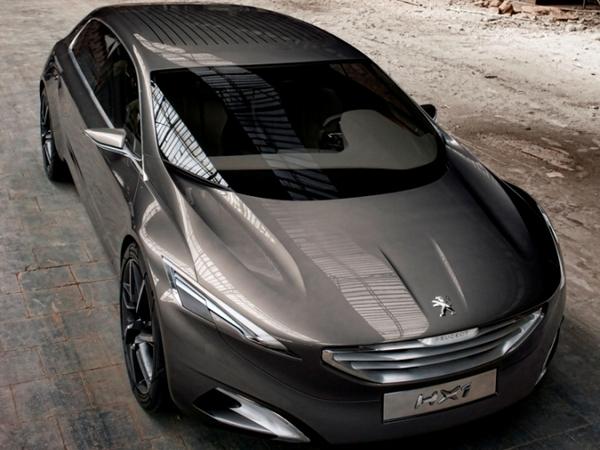 Salon de Francfort 2011 - Peugeot HX1 concept, grosses ambitions