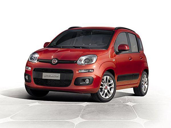 Salon de Francfort 2011 - La nouvelle Fiat Panda