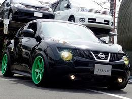 Nissan Juke: vous la préférez comme ça?