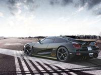 Koenigsegg célèbre sa centième Agera produite avec une version unique