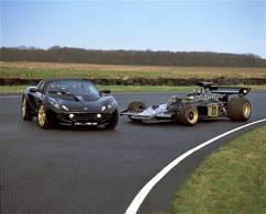 Lotus Cars prend ses distances avec l'engagement F1 de Team Lotus