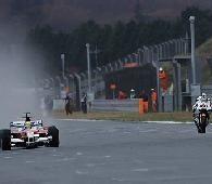 Moto GP: Yamaha s'amuse avec Toyota