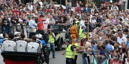 [Le Mans 2009] 1er effet de la réclamation de Peugeot?