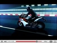 Honda CBR 600F, le retour de la légende en vidéo