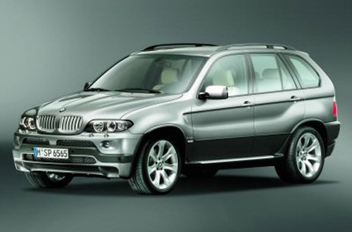 BMW X5 4.8is : toujours plus fort