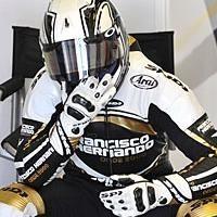 Moto GP - Gibernau: Retour en piste mais aussi retour sur le billard