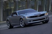 Chevrolet Camaro: l'hypothèse cabriolet